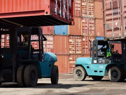 The Baoli CPCD Heavy Forklift Series