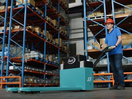 The Baoli EP Pallet Truck Series